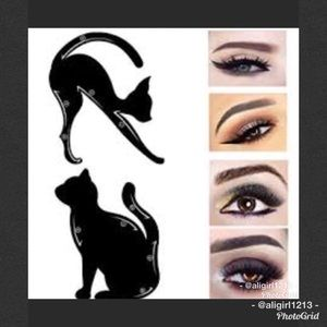Other - Last 1 - Cat Line Eyeliner/Brow Stencil